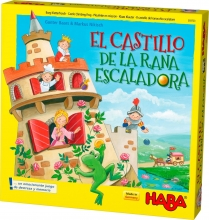 El Castillo de la Rana Escaladora.