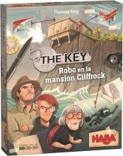 The Key. Robo en la Mansión Cliffrock.