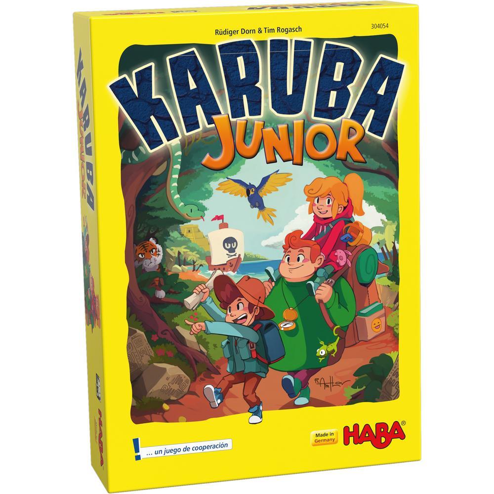 Karuba Junior.