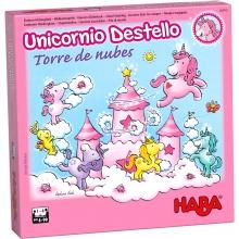 Unicornio Destello. Torre de Nubes.