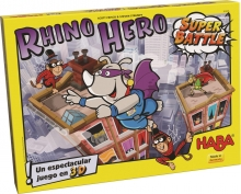 Rhino Hero. Super Battle.