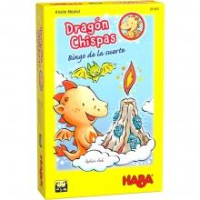 Dragón Chispas. Bingo de la Suerte.