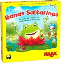 Ranas Saltarinas.